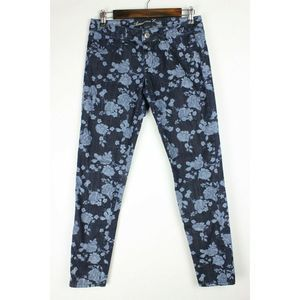 American Eagle Outfitters Jeggings Floral Stretch